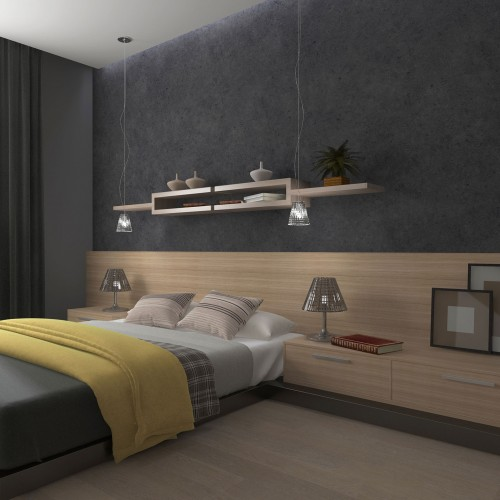 Live your dreams in a chic minimalist bedroom space