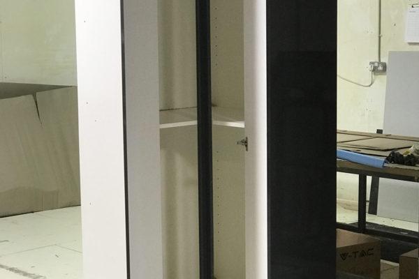 bespoke larder cabinet