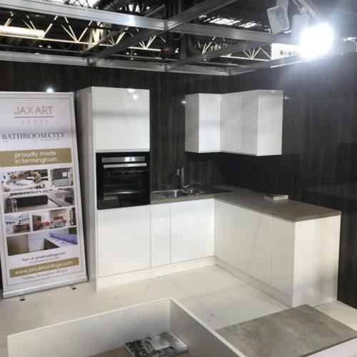 UK CONSTRUCTION WEEK kitchen