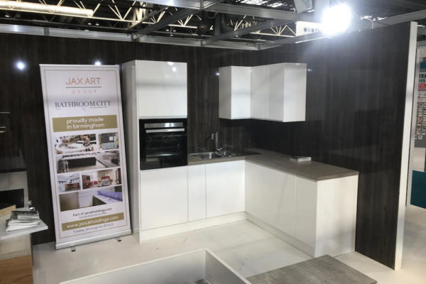 UK CONSTRUCTION WEEK kitchen